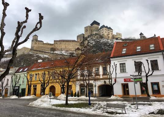 Trenčín, Eslovaquia