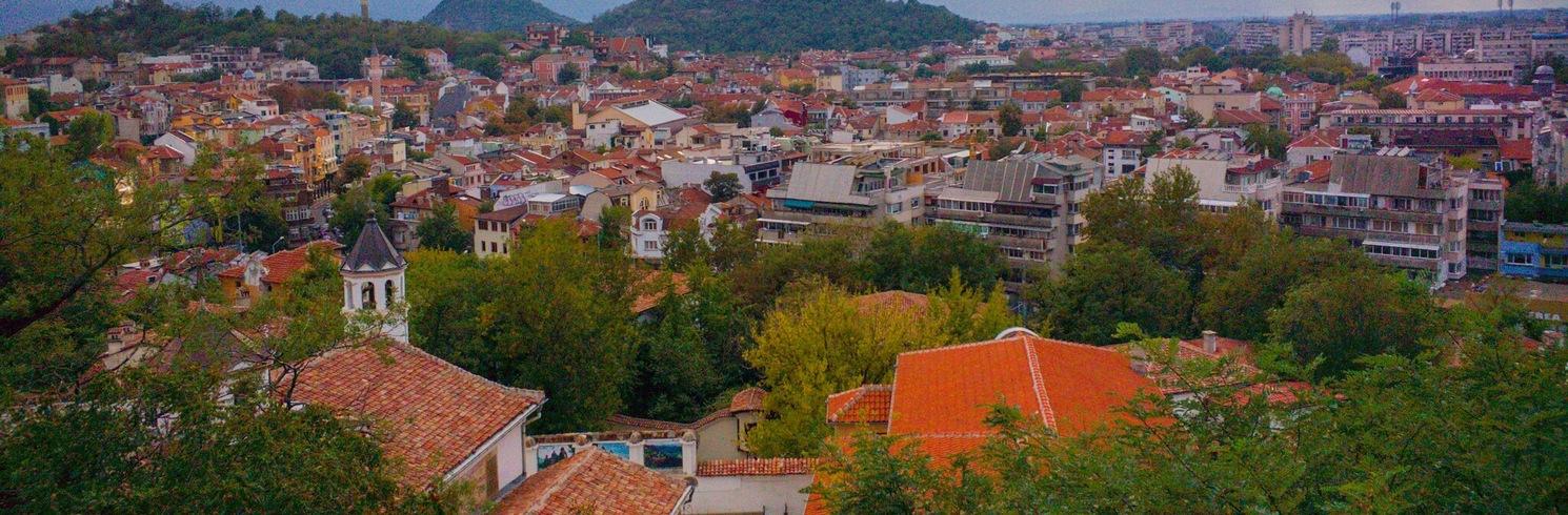 Plovdiv, Bulgarije