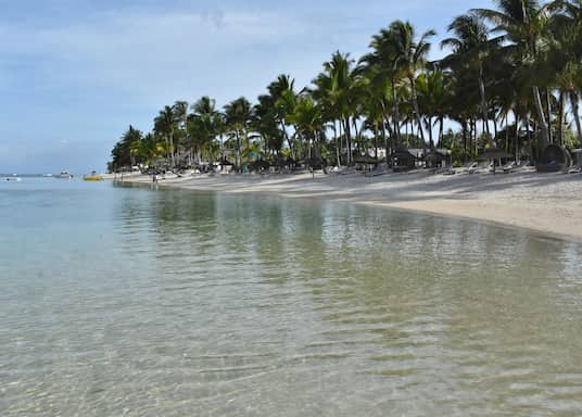 Flic-en-Flac, Mauricio