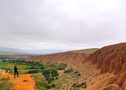 Lalla Takarkoust, Marokko