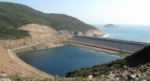 Reservatório de East Dam of High Island