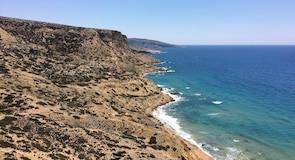 Kokkini Paralian ranta