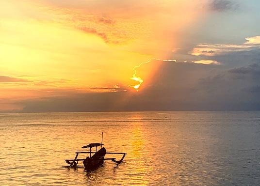 Kuta, Indonesien