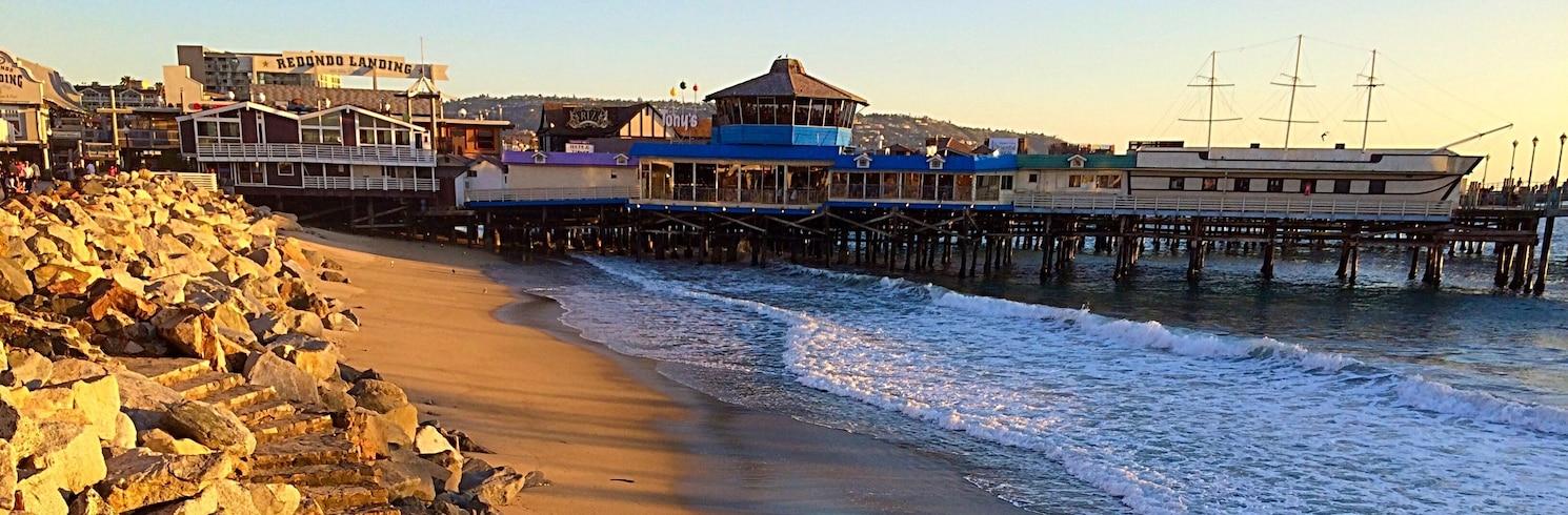 Redondo Beach, Kalifornien, USA