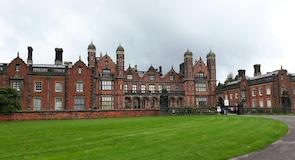 Sídlo Capesthorne Hall