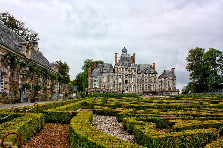 Chateau de Balleroy, Balleroy-sur-Drôme, Calvados, France
