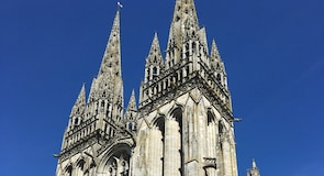 Cathedral of Saint Corentin of Quimper