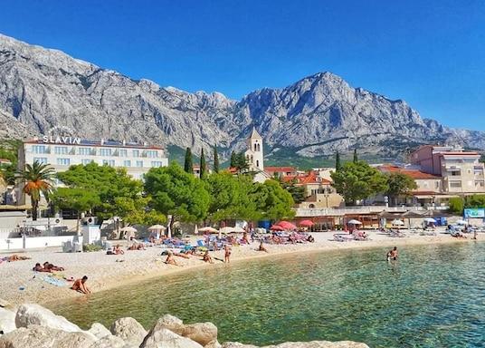 Baška Voda, Hrvatska