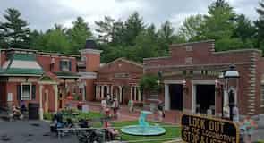 Historické obchodní středisko Clark's Trading Post