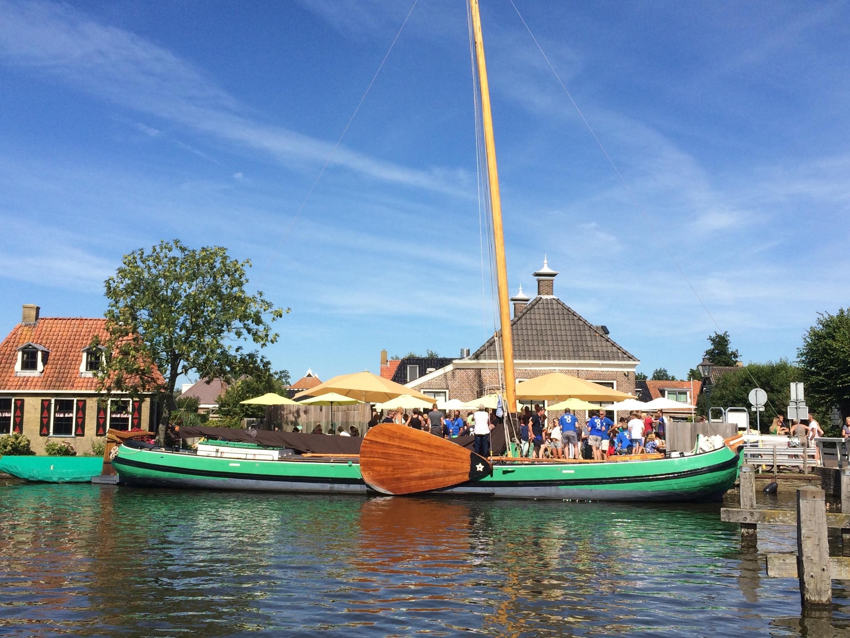 Friesische Seenplatte, Friesland, Niederlande