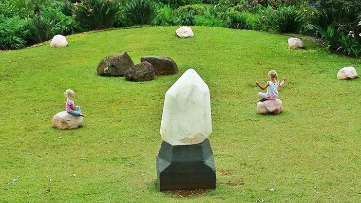 Crystal Castle & Shambhala Gardens, Montecollum, New South Wales, Australia
