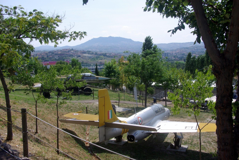 Parco Tematico dell'Aviazione di Rimini, Rimini, Emilia Romagna, Italia
