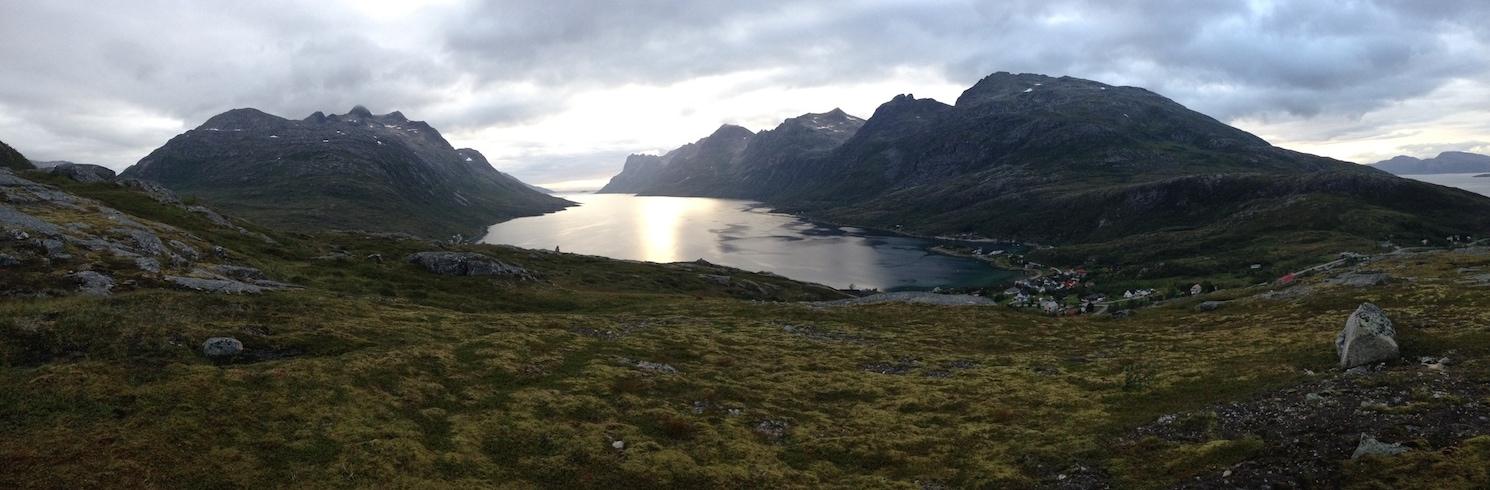 Ersfjordbotn, Norvegia