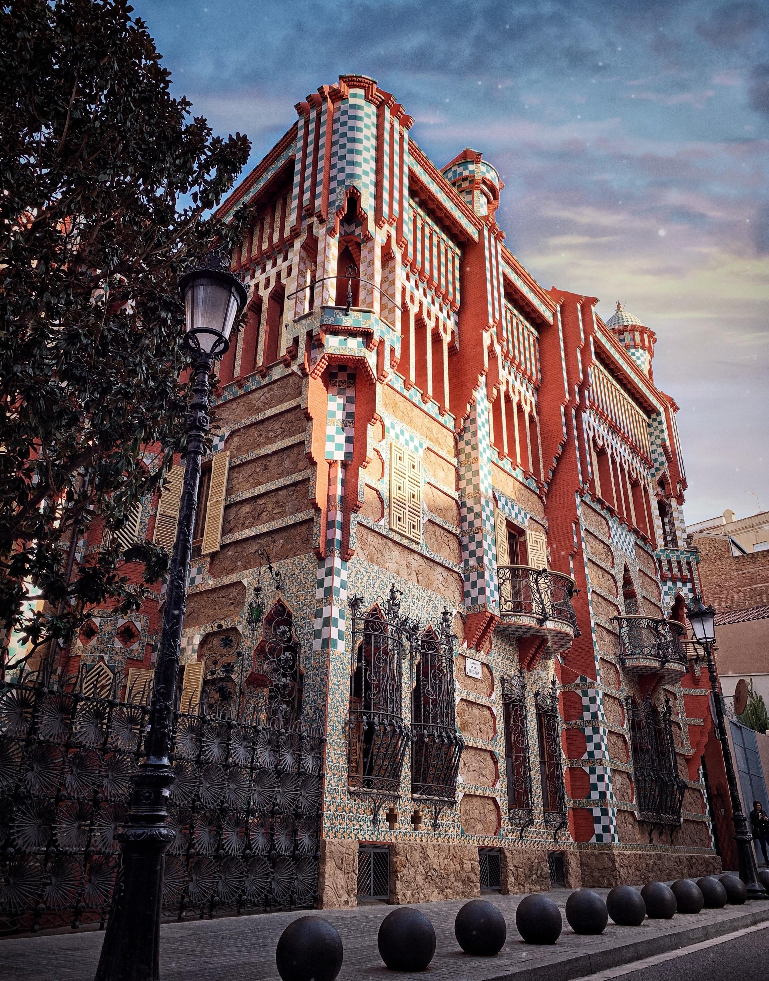 El Putget i Farró, Barcelona, Katalonien, Spanien
