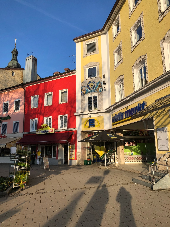 Traunstein, Beieren, Duitsland