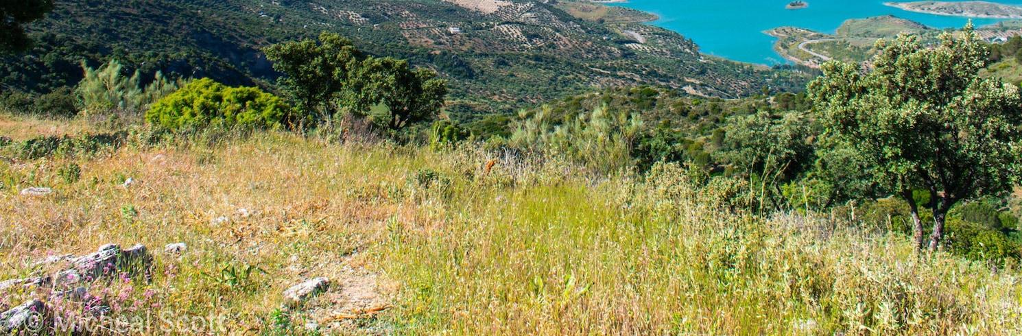 Zahara de la Sierra, España