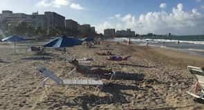 Pláž Carolina