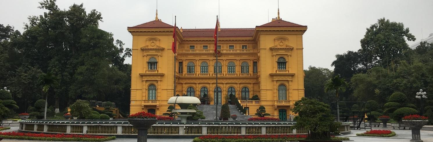 Liễu Giai, Vietnamas