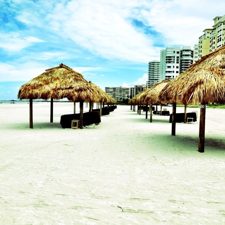 South Marco Beach, Marco Island, Florida, United States of America