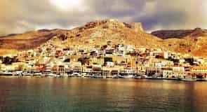 Thị trấn Kalymnos