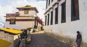 Монастырь Tawang