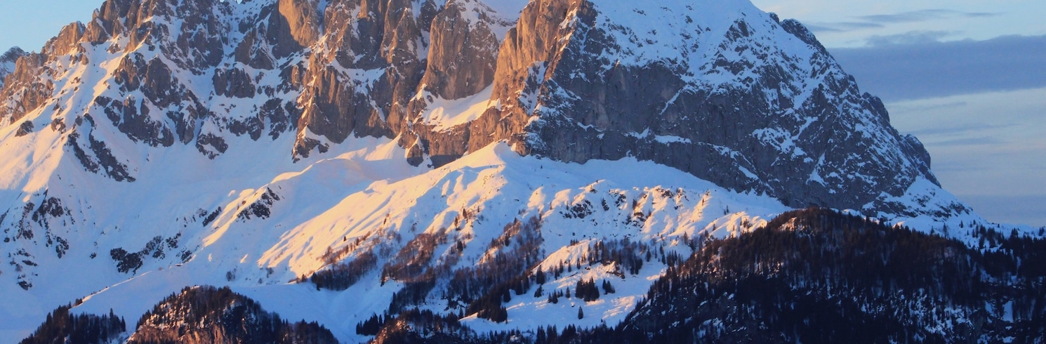 Sankt Johann in Tirol, Austria