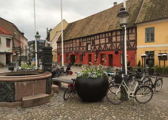 Gamla staden, Sverige