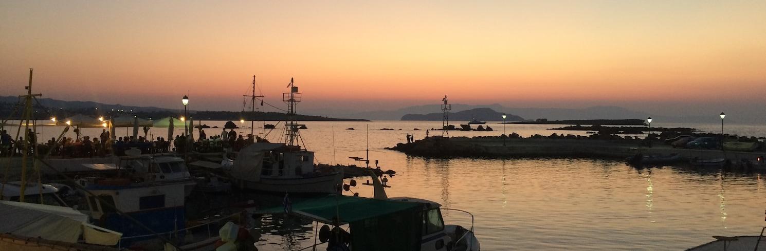 干尼亞, 希臘