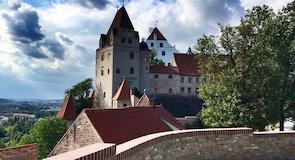 Hrad Trausnitz