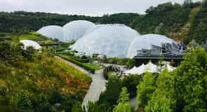 Eden Projecti botaanikaaed