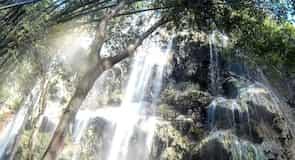 Vodopády Tumalog