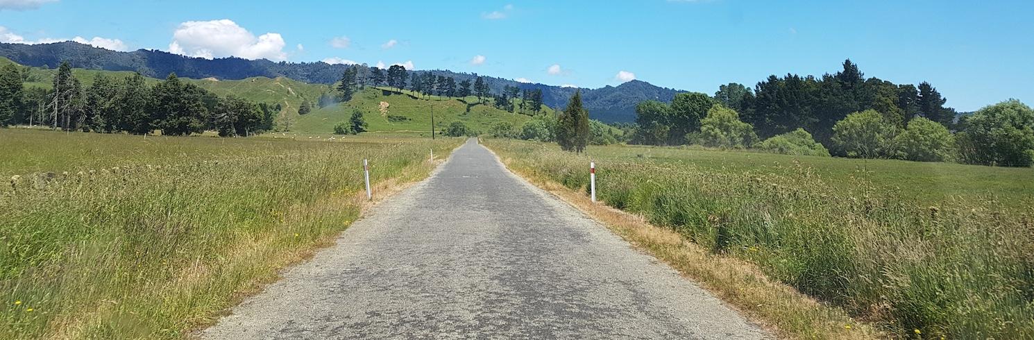 Distrito de Waitomo, Nova Zelândia