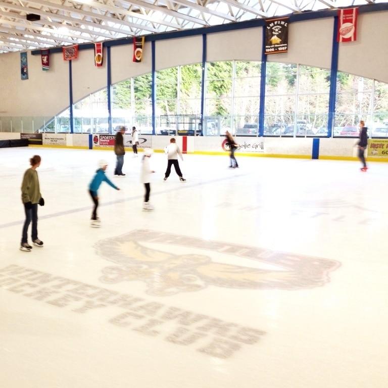 Centro Desportivo de Meadow Park, Whistler, British Columbia, Canadá
