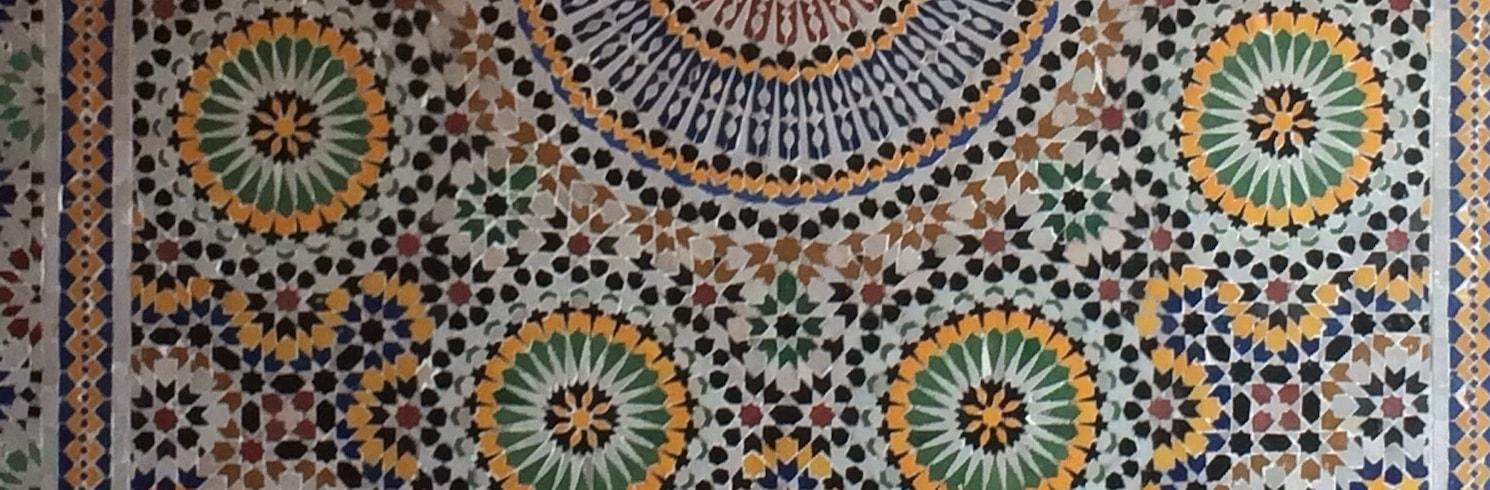 Tameslouht, Marokko
