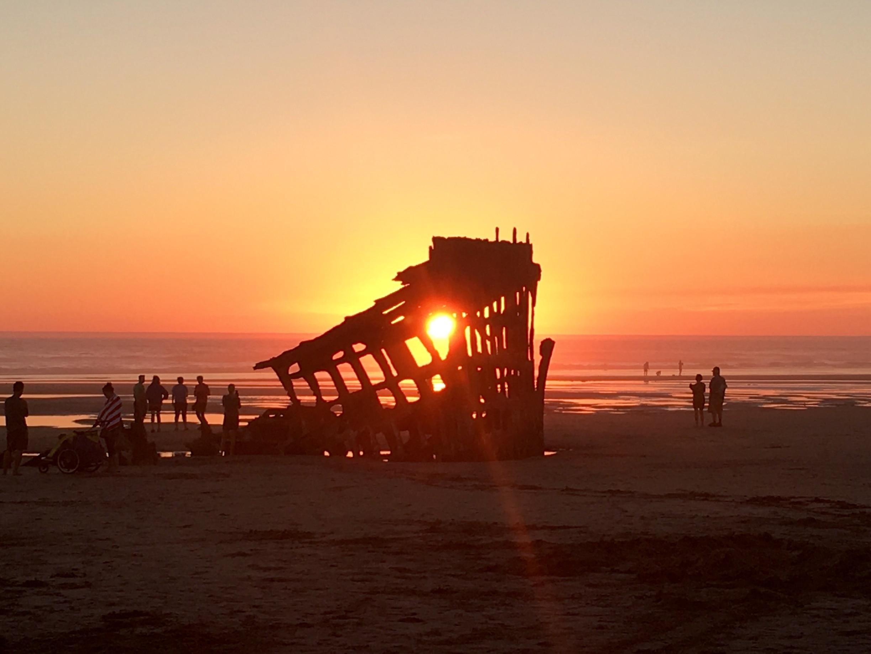 Columbia Beach, Hammond, Oregon, United States of America