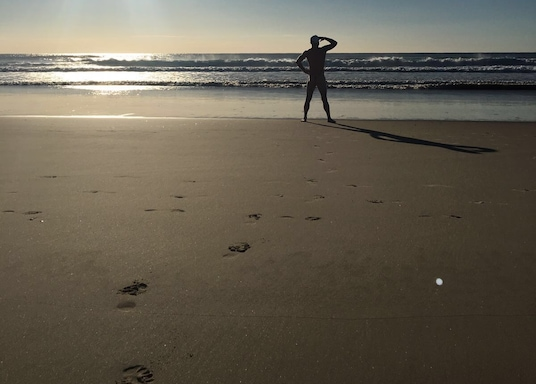 Pantai Sunshine, Queensland, Australia