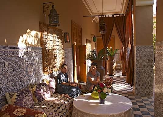 Ahmar Laglalcha, Marokko