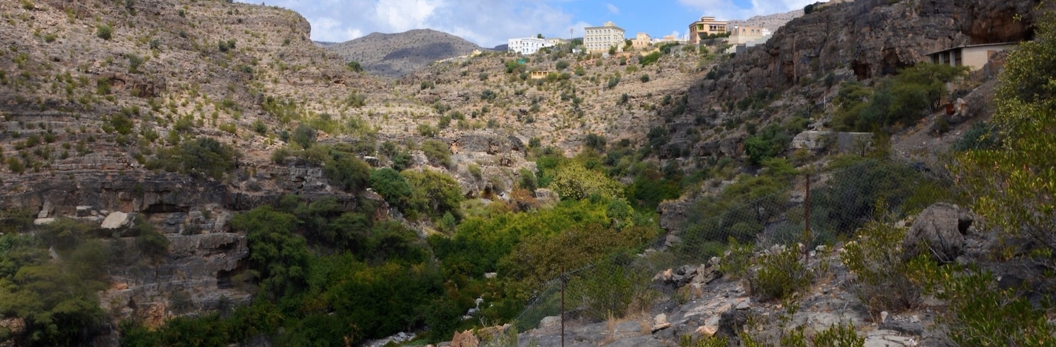 Wadi Kabir, Omán