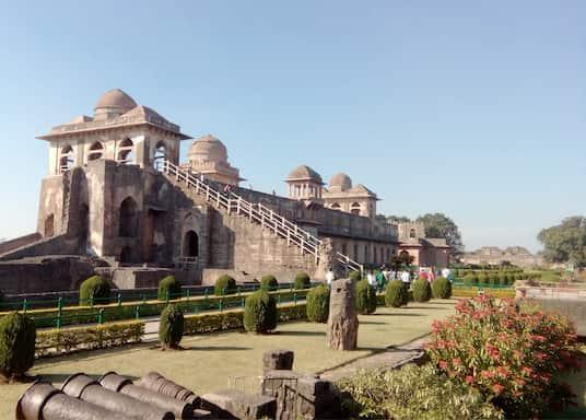 Mandav, India