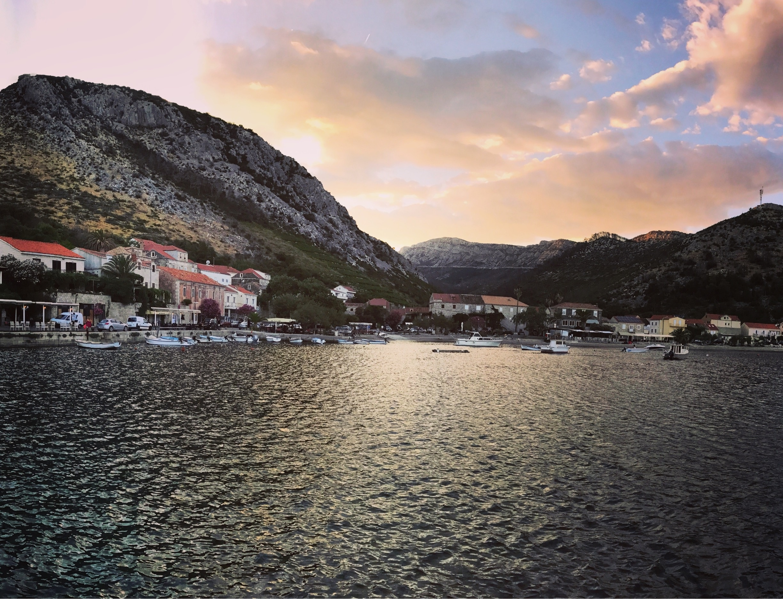 Trstenik, Orebic, Dubrovnik-Neretva, Kroatië