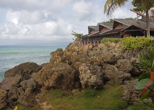 Pointe de la verdure, Guadeloupe