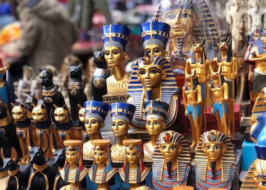 القاهرة الإسلامية, مصر