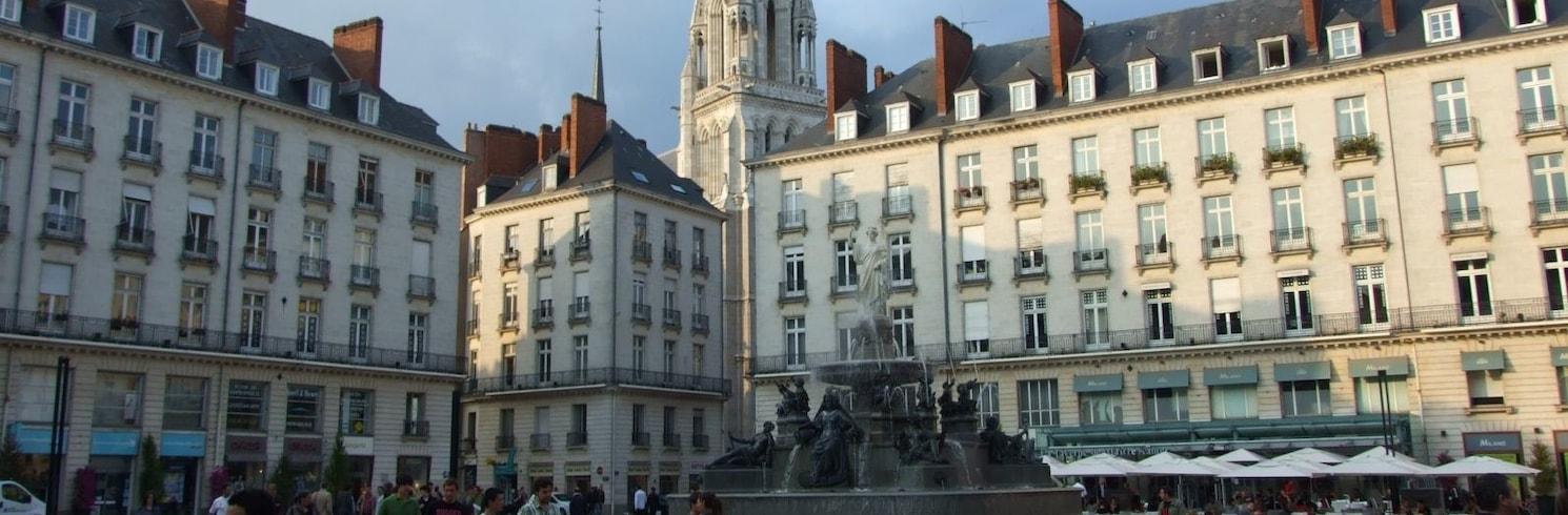 Nantes, Francja