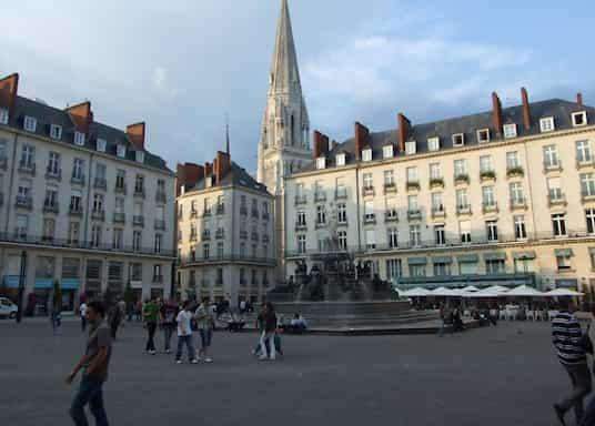Nantes, Perancis