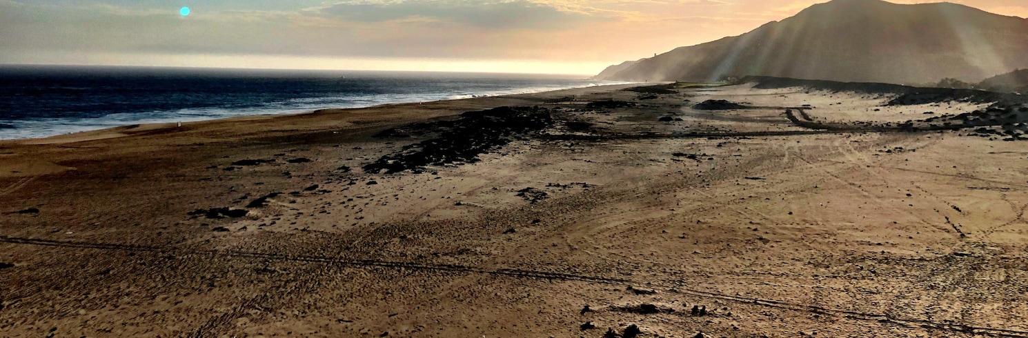 Sunset Beach, Mexico