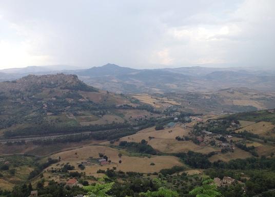 Enna, Itálie