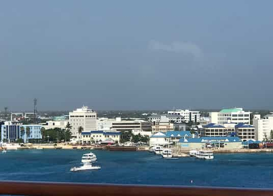 جورج تاون, جزر كايمان
