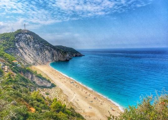 آجيوس نيكيتاس, اليونان