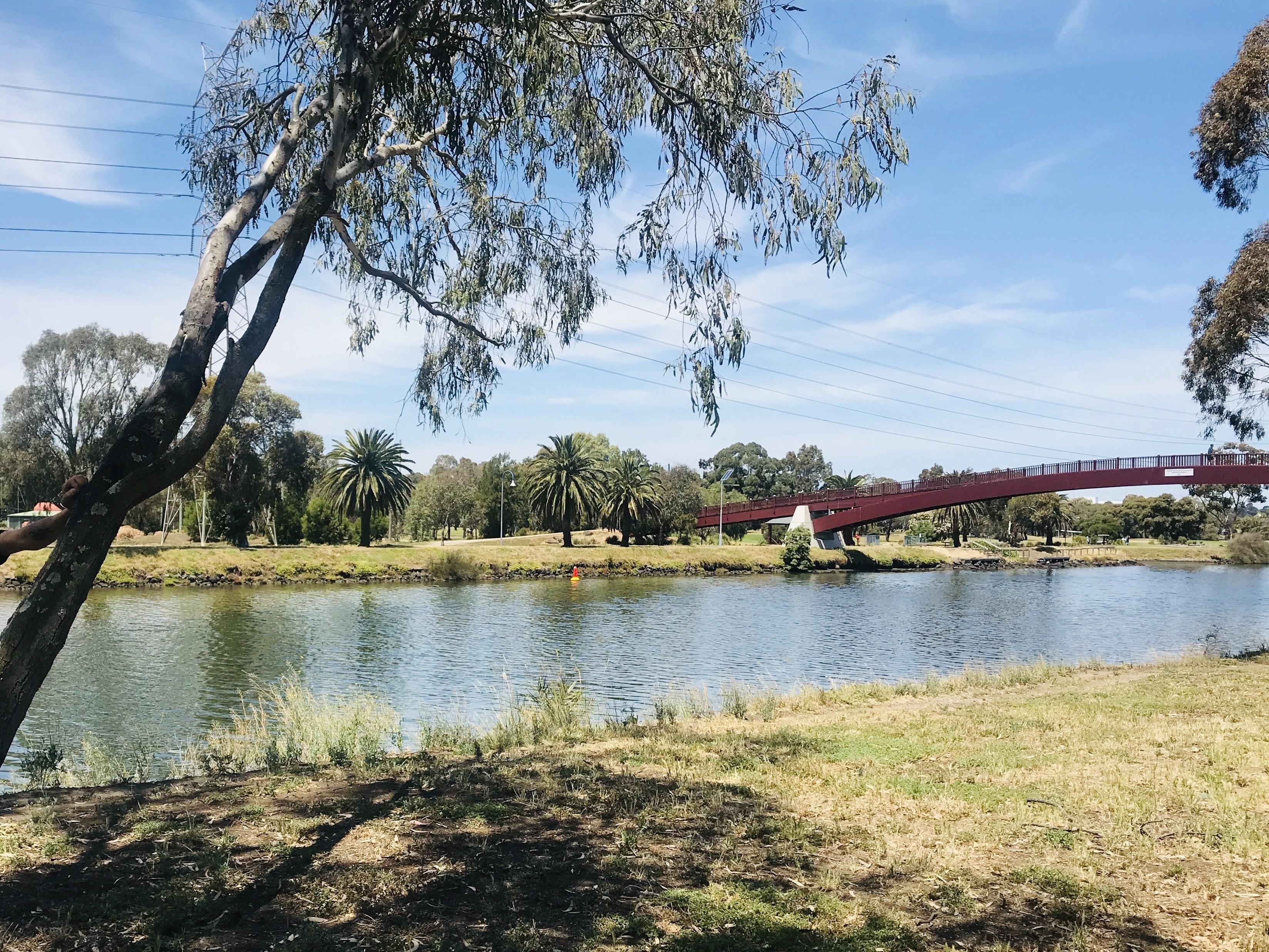 Maribyrnong, Melbourne, Victoria, Australië