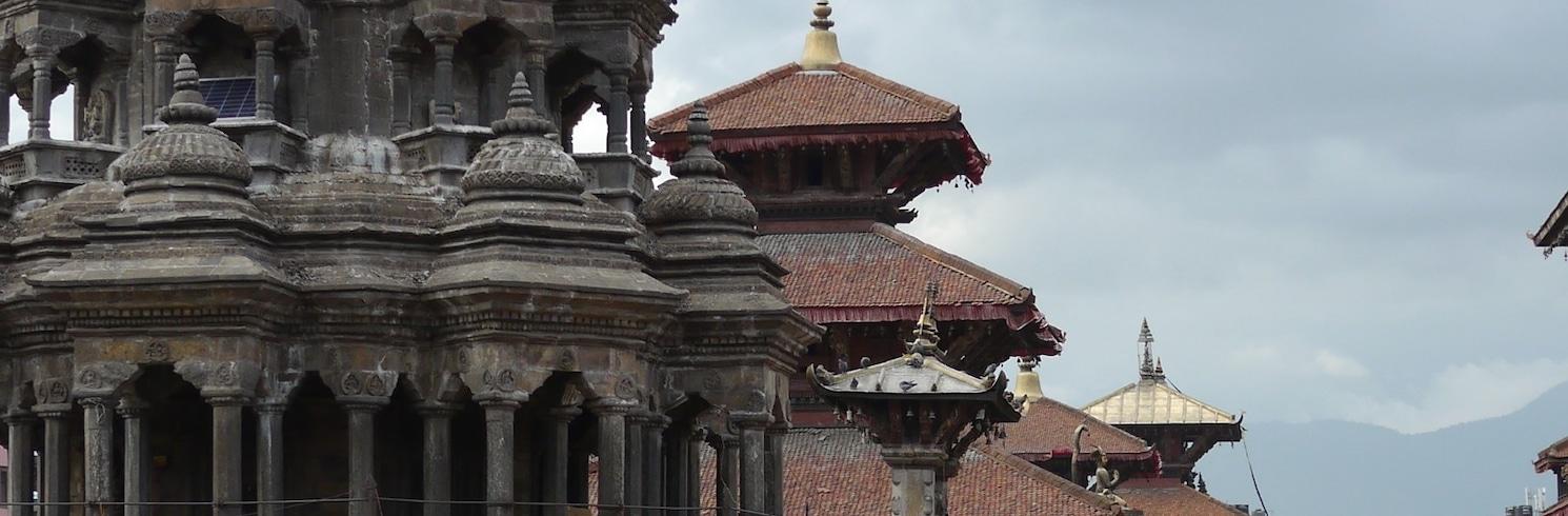 勒利德布爾, 尼泊爾